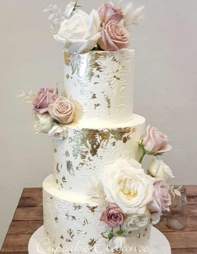 Maleny wedding cake