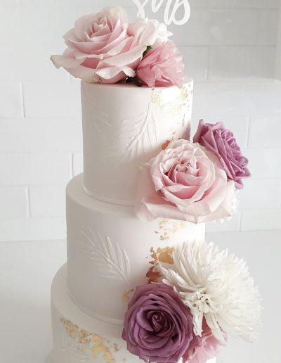 Montville wedding cake (2)