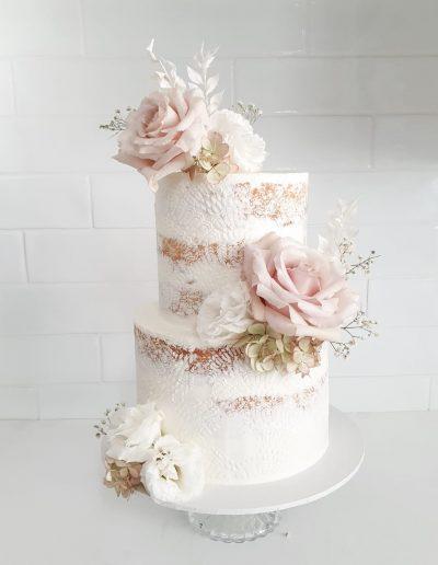 Hinterland wedding cakes Cupcake Elegance a