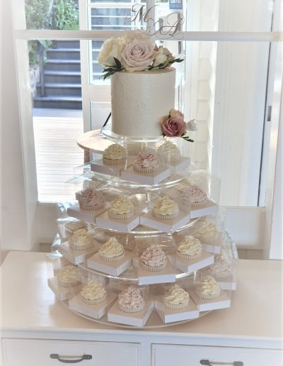 Weddings at Tiffanys Cupcake Elegance