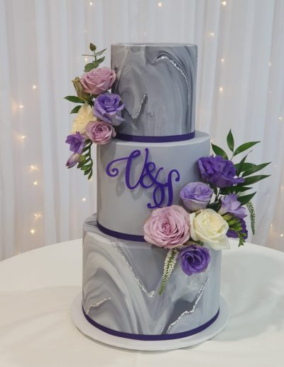 Sunshine Coast Wedding cakes
