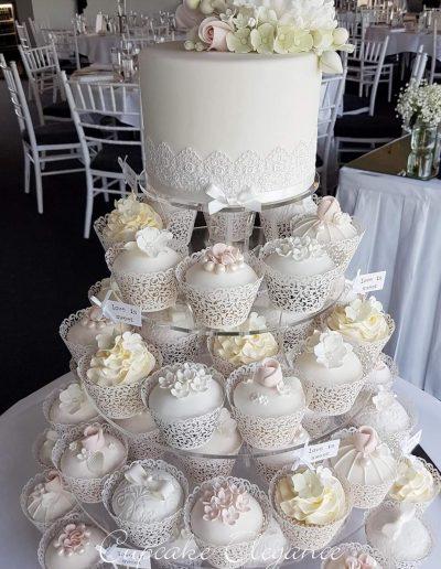 Brisbane Wedding Cupcakes
