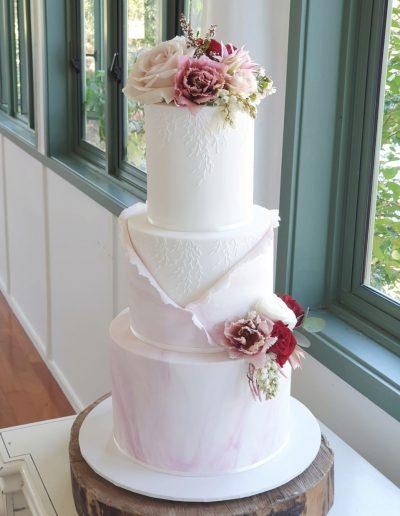Brisbane Wedding Cake Cupcake Elegance (5)