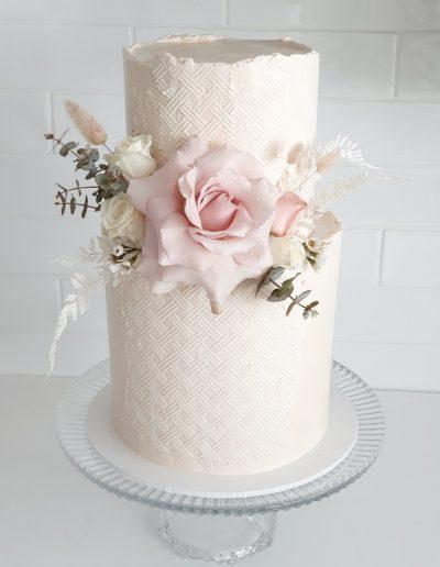Montville Wedding Cake Cupcake Elegance